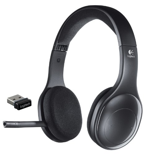 Logitech H800 Wireless Headset For Pc Tablets And Smartphones Bluetooth Headphones With Mic Clickypicky