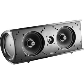 Definitive Technology ProCenter 2000 Compact Center Speaker Single Black