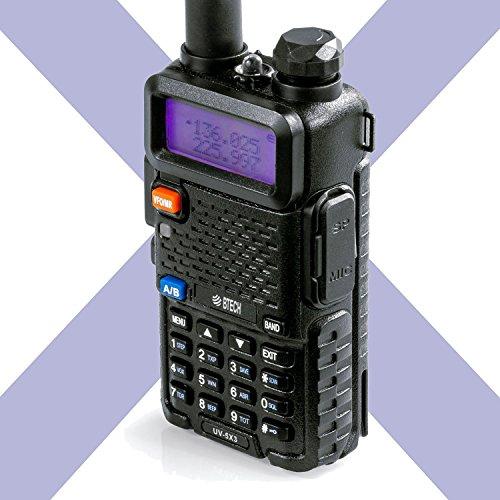 BTECH MINI UV-25X4 25 Watt Tri-band Base, Mobile Radio: 136