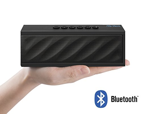 Mix Hero Bluetooth Portable Speaker for Outdoor,Indoor