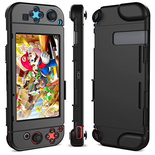 official photos e2f27 08b7d Nintendo Switch Case, Dexnor Nintendo Switch Hard Case Protective ...