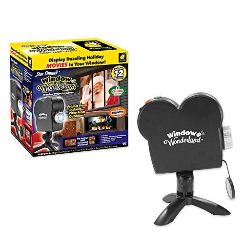Mr. Christmas Virtual Holiday Projector Kit, Black – ClickyPicky