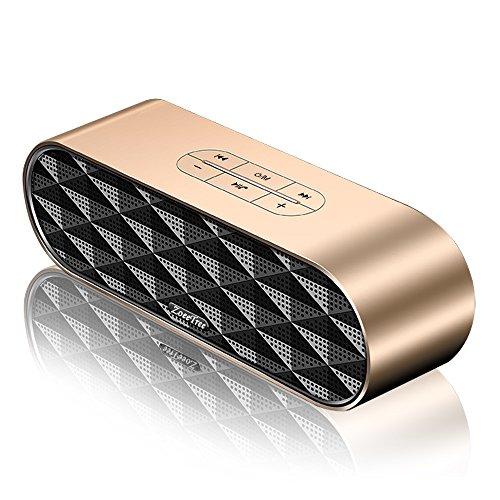 Portable Bluetooth Speaker, ZoeeTree S3 Outdoor Wireless Bluetooth