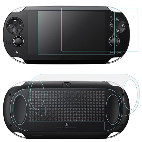 It is made of high hardness glass, which maximizes the protection. To charge the ps vita system, use the AC Adaptor and USB Cable supplied with the ...