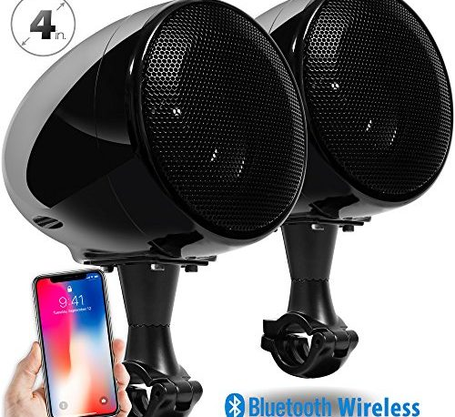 Goldenhawk 300w 4 Full Range Waterproof Bluetooth