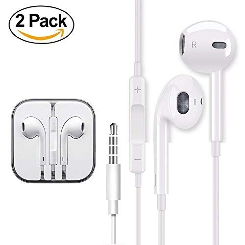 Actor Lightning Earphones,With Microphone Earbuds Stereo